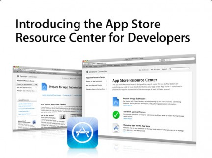 App Store Resource Center for Developers