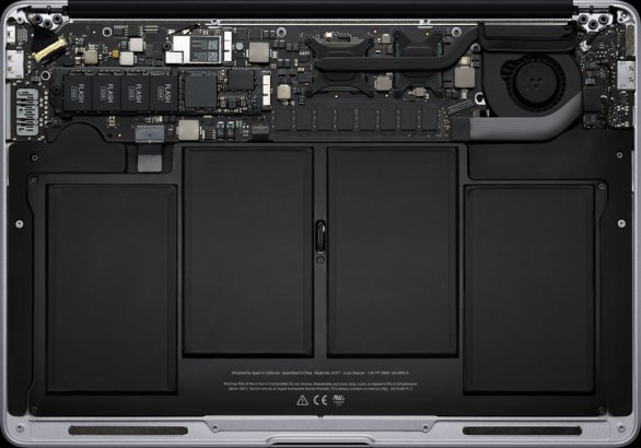 Nuove CPU Sandy Bridge ULV per i MacBook Air?