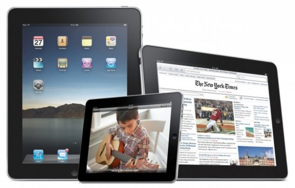 iPad mini a confronto con iPad e iPhone