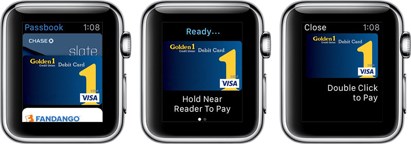 Usare Apple Pay
