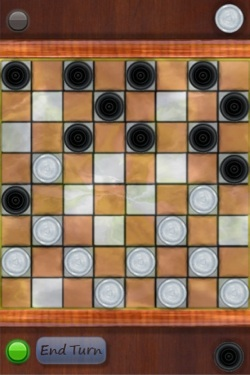 Advanced Checkers, la dama per iPhone