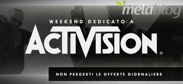 sconti Activision su Steam