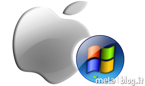 apple batte microsoft