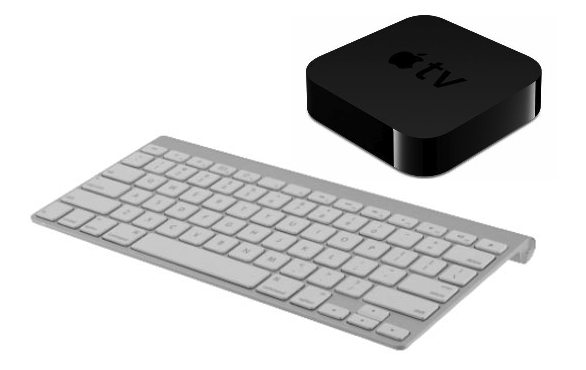 Apple TV pronta a supportare le tastiere Bluetooth