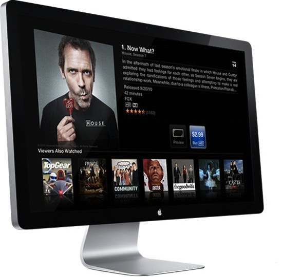 appletv cinema display