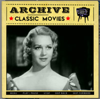 Archive Classic Movies Widget