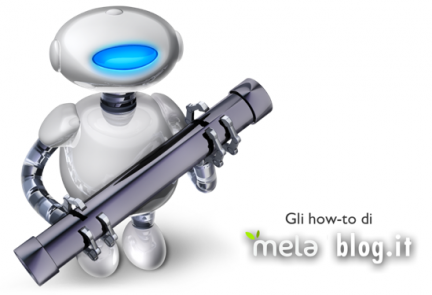 automator how to melablog