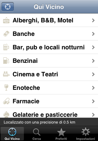 Aziende.it disponibile gratuitamente su App Store