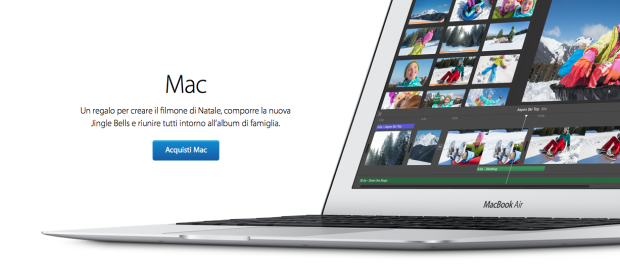 Black Friday 2014 - Redesign Apple Store