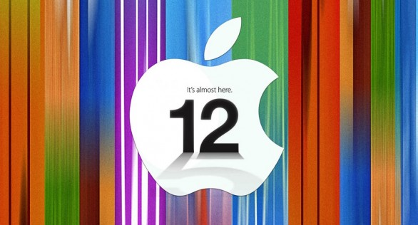 evento apple 12 settembre 2012
