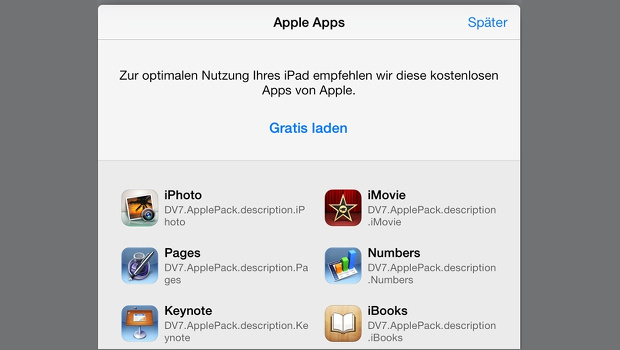 iphone 5s gratis pages