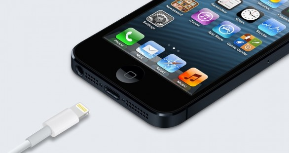 connettore lightning iphone5