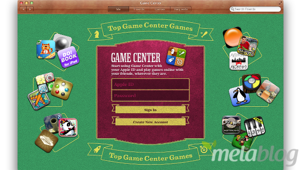 The Game Center