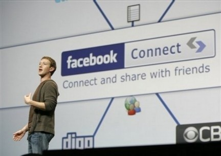 facebook connect iphone