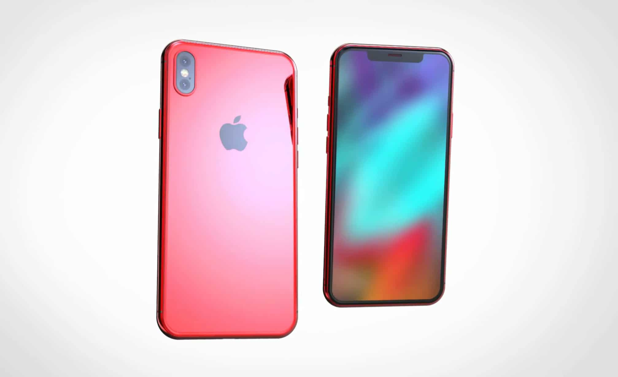 Iphone X Productred Foto Iphone X Rosso Iphone X Rosso
