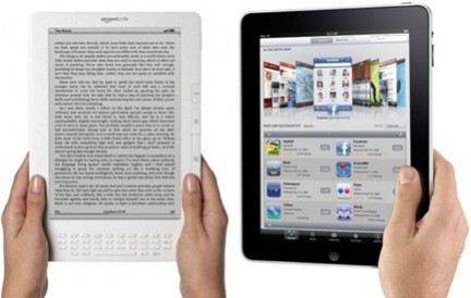 Kindle ed iPad