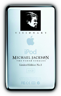 iPod Michael Jackson Special Edition