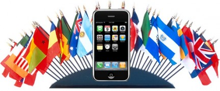 how to set international roaming on iphone