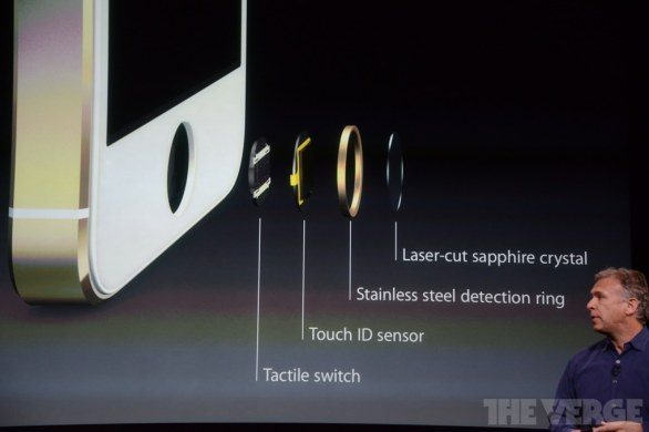 Touch ID, diretta live This should brighten everyone's day