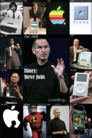 istory per iphone steve jobs