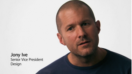 jonathan ive most creative person