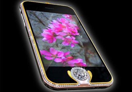 Kings Button iPhone