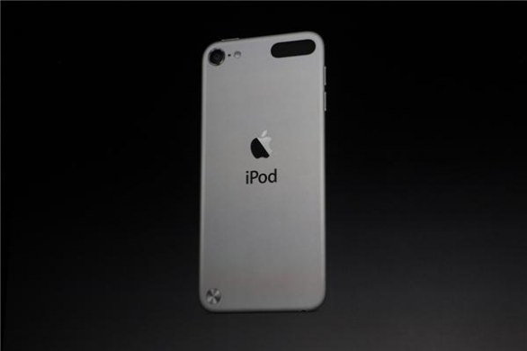 Evento Live Apple 2012: iPod touch
