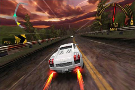 need for speed undercover, iphone,