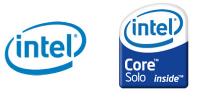 New Logo Intel