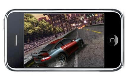 Need for Speed su iPhone