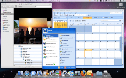 parallels 4.0 coherence view