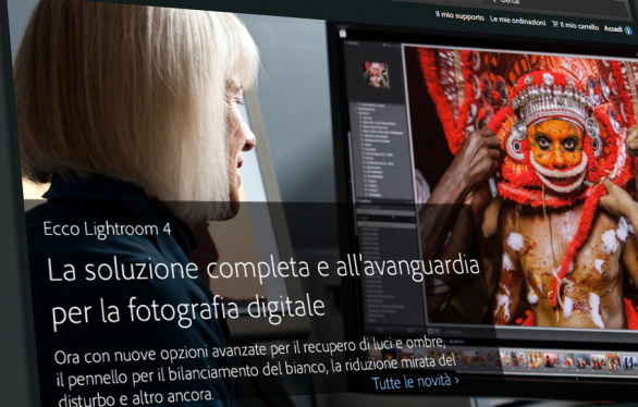 photoshop lightroom 4