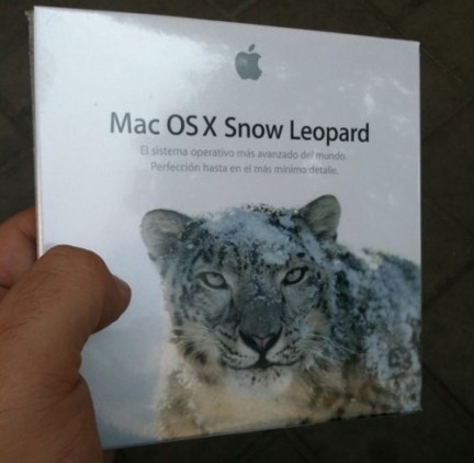 Snow Leopard package