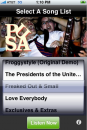 The Presidents' Music- PUSA
