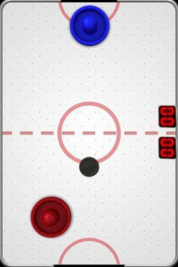Touch Hockey per iPhone
