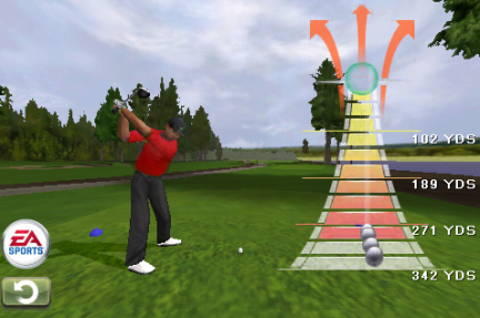 tiger woods, iphone