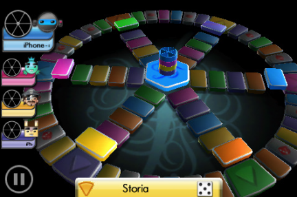trivial pursuit, iphone