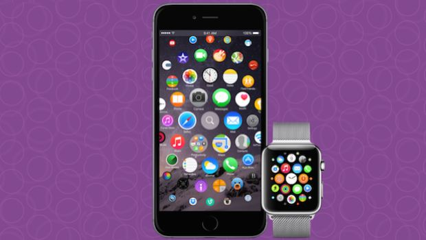 E se iOS 9 si ispirasse all'interfaccia grafica di Apple Watch?