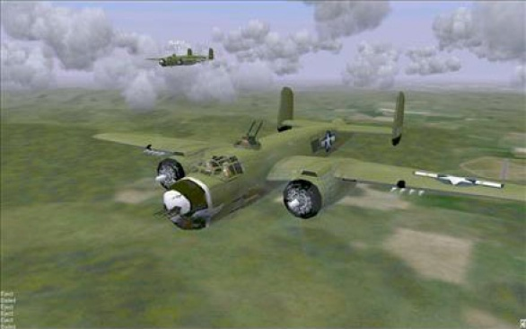Warbirds Dogfights Bombardiere