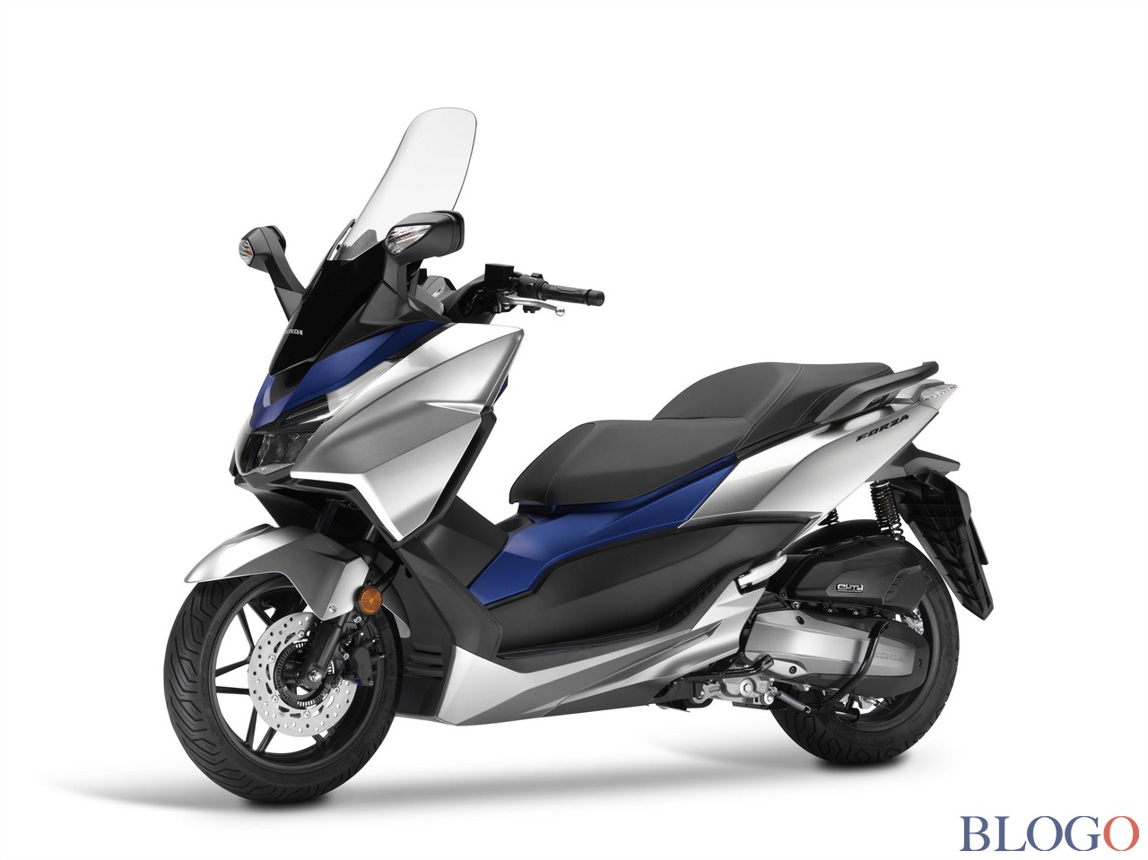 honda forza 125 my 2017. Black Bedroom Furniture Sets. Home Design Ideas