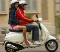 2 in scooter