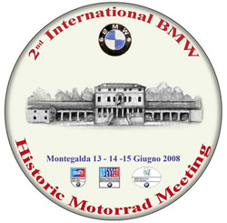 2nd International BMW  Motorrad Historic Meeting