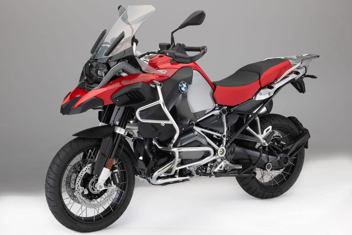 bmw r1200 gs novit per il 2018. Black Bedroom Furniture Sets. Home Design Ideas