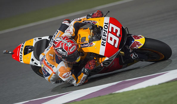 MotoGp of Qatar - Qualifying