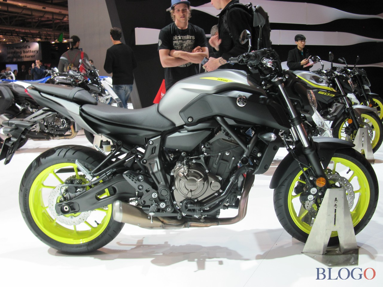 yamaha mt 07 my 2018. Black Bedroom Furniture Sets. Home Design Ideas