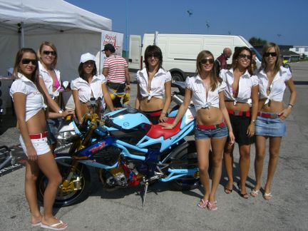 Fronte Rapid inside girls benelli day