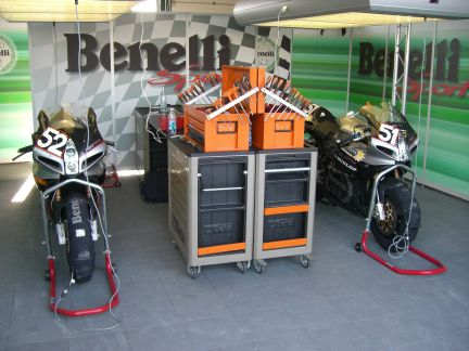STK officine Benelli by Mr.Cape