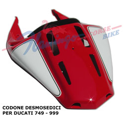 Codone Desmosedici Replica Flamingo Corse Bike