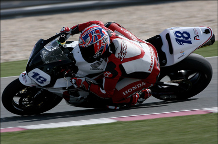 Craig Jones, Honda Supersport