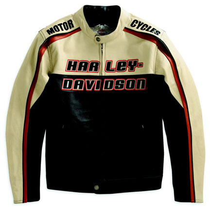 Camber Leather Jacket